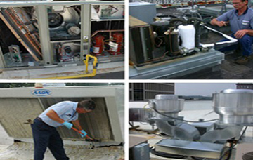 Preventive Maintenance for Commercial Refrigeration and HVAC Systems