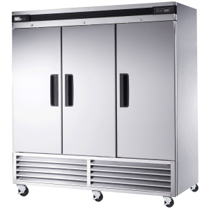 Reach-In Solid Swing Door Refrigerator D-series
