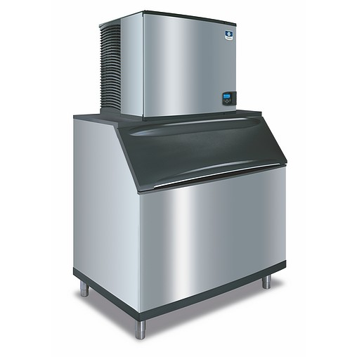 Indigo Series QuietQube® 0976C Remote Ice Cube Machine