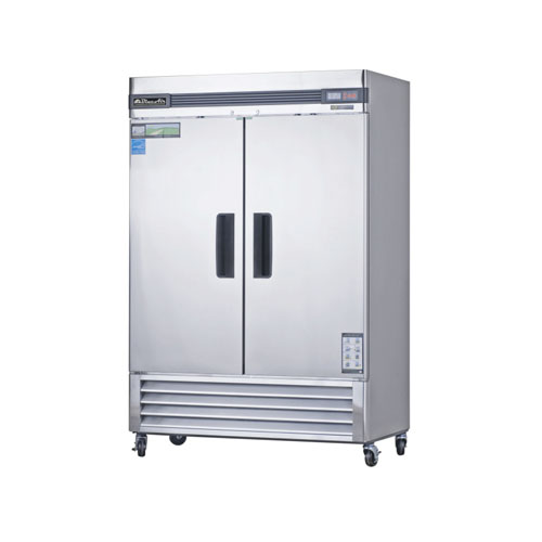 Reach-In Solid Swing Door Refrigerator L-Series – BASR2