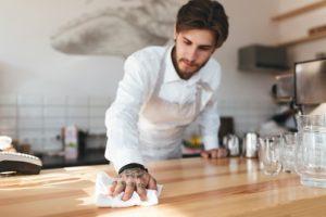 Preventing Corona Virus Contamination in Restaurant Equipment