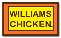 Commercial HVAC Williams Chicken Logo