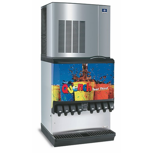 Manitowoc RN-1000 Tubular Nugget Ice Machine